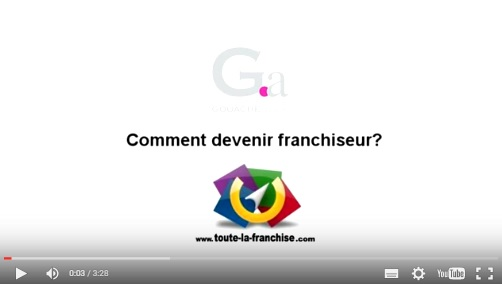 Comment devenir franchiseur?
