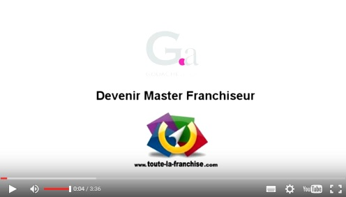 Devenir Master Franchiseur